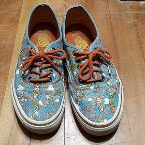 Van's Toy Story sneakers